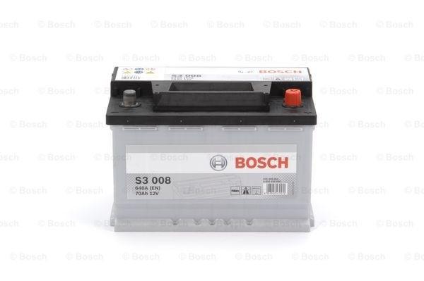 Baterie BOSCH S3 12v 70ah 640A