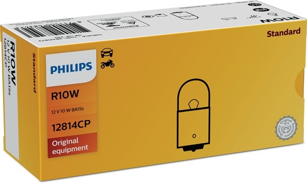12814 CP Bec PHILIPS 12v Tip R10w (Se Factureaza Cate 10) PHILIPS