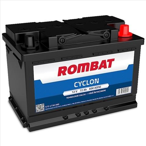 Baterie ROMBAT Cyclon 72ah 600A
