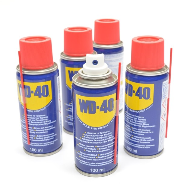 780000WD Spray Lubrifiant Multifunctional WD40 100ml WD 40