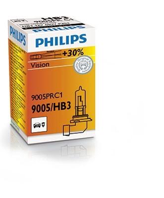 9005 PRC1 Bec PHILIPS HB3 12v65w Vision PHILIPS