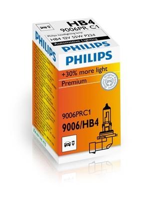 9006PRC1 Bec PHILIPS HB4 12v55w Vision PHILIPS