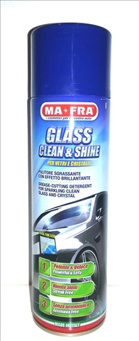 H0298MA Spray Spuma Activa Pentru Geamuri MA-FRA 500ml MA-FRA