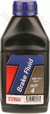 PFB450 Lichid de Frana TRW DOT4 500ml TRW