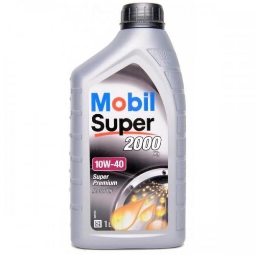 MS200010W40/1 Ulei MOBIL Super 2000 10W40 1L MOBIL