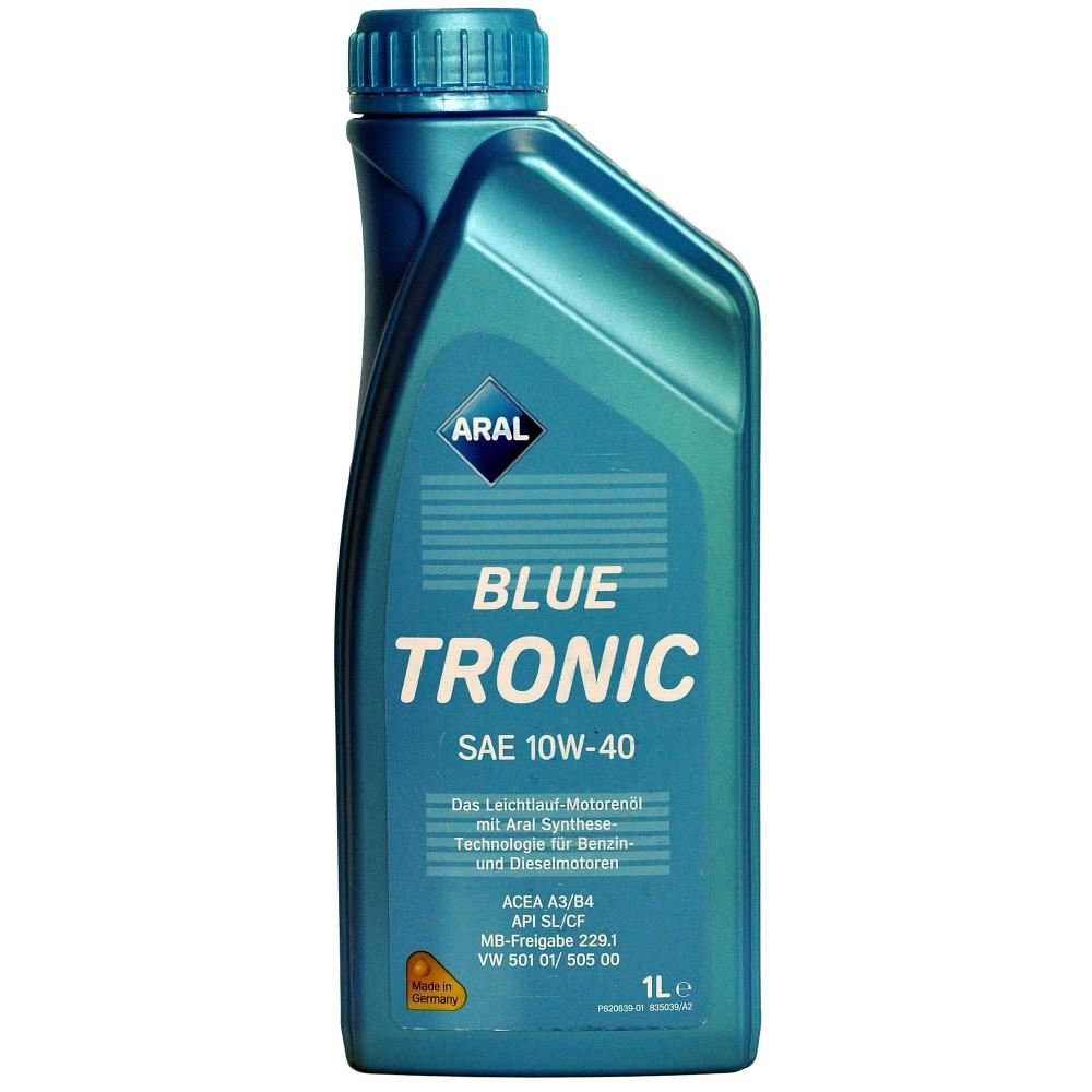 BLUE12X1L Ulei ARAL Blue Tronic 10w-40 1L ARAL