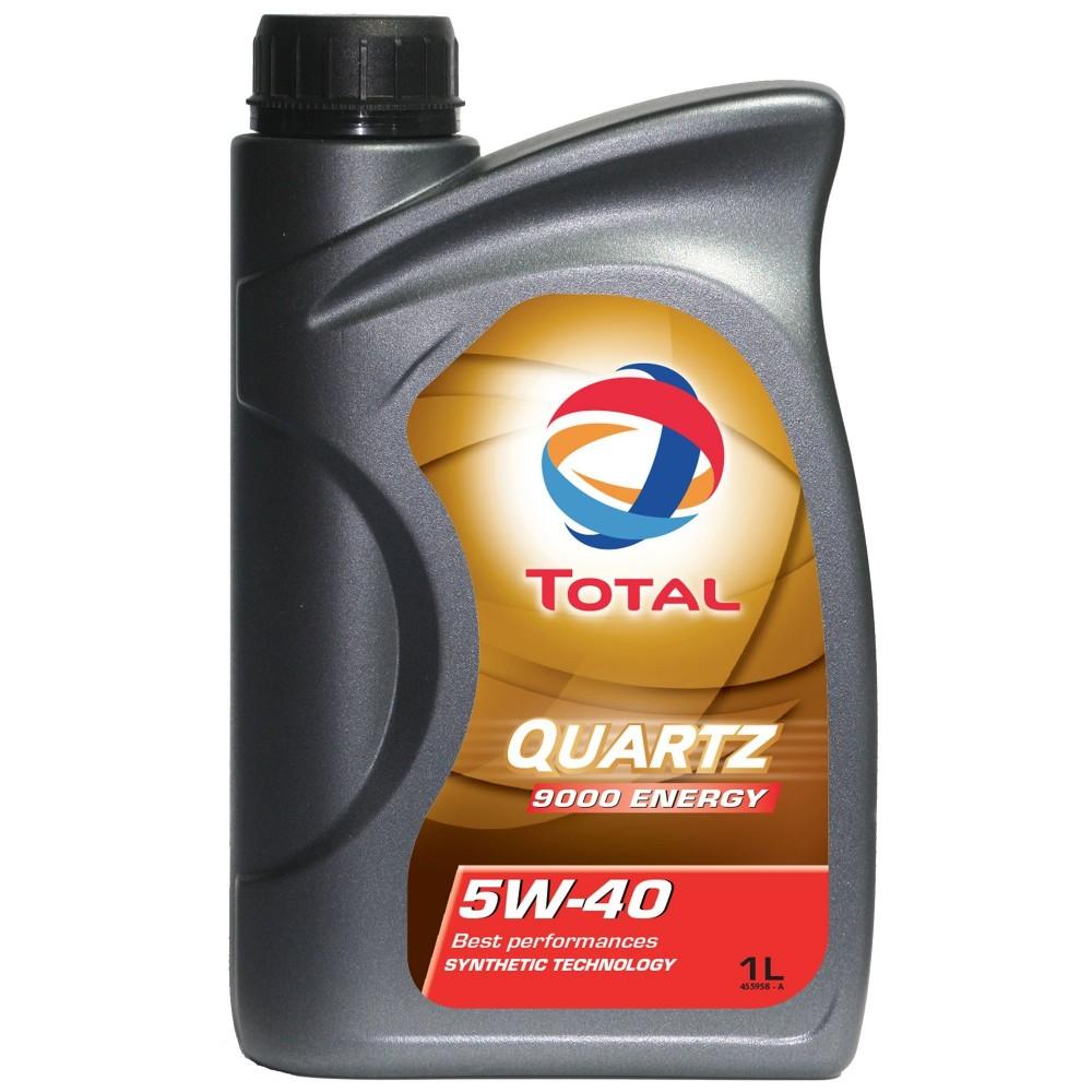 Q9000NRG5W40/1 TOTAL QUARTZ ENERGY 9000 5W-40 1L TOTAL