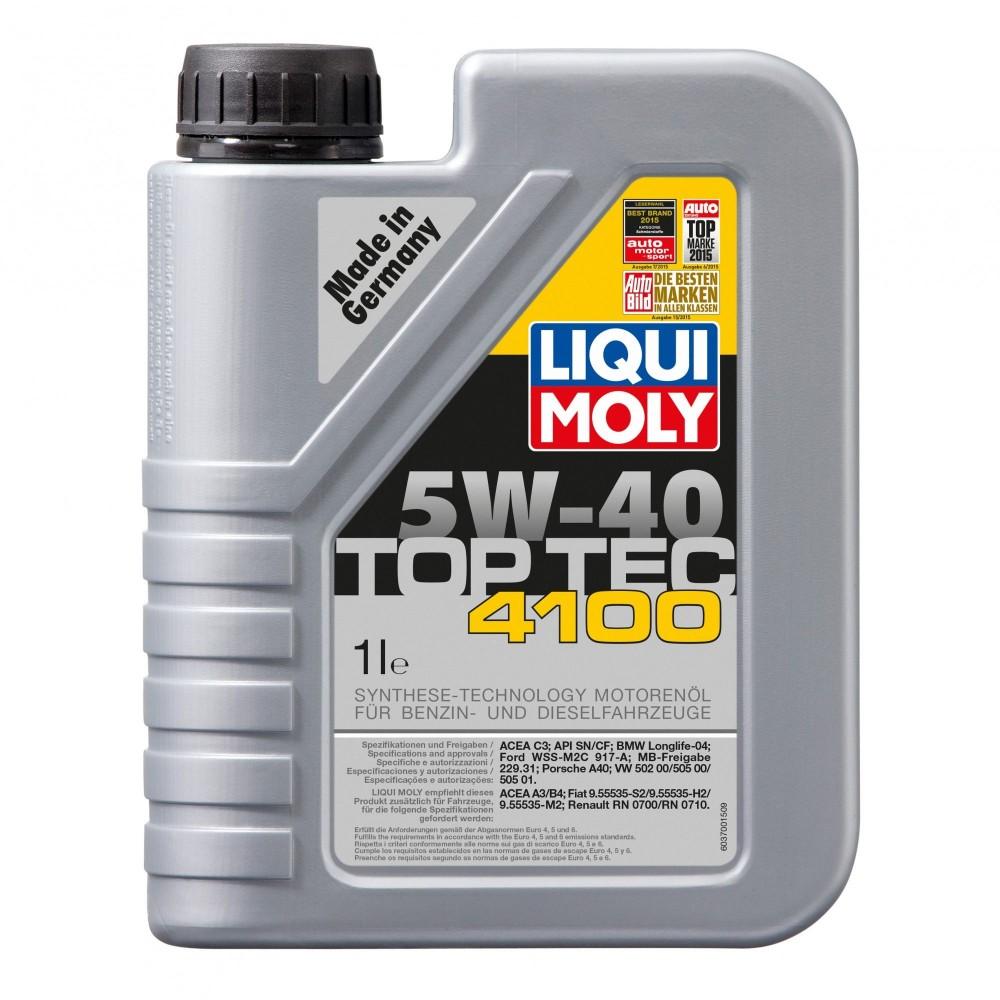 Ulei LIQUI MOLY TEC 4100 5w40 1L