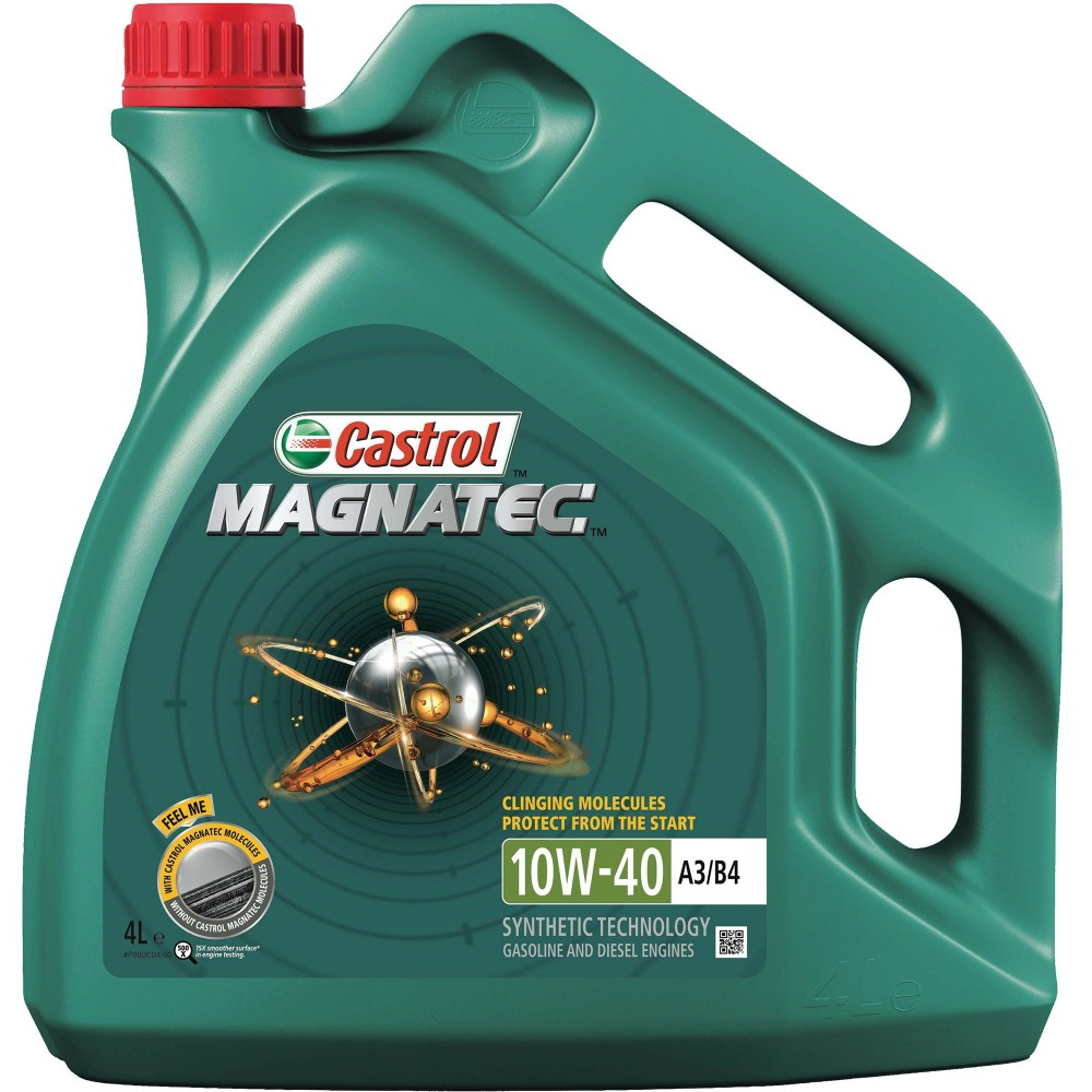 Ulei CASTROL Magnatec A3/B4 10W40 4L