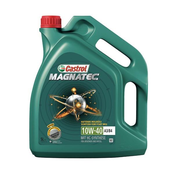 Ulei CASTROL Magnatec A3/B4 10W40 5L