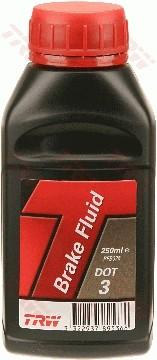 PFB325 Lichid de Frana TRW DOT3 250ml TRW