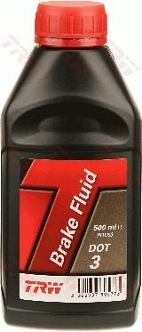 PFB350 Lichid de Frana TRW DOT3 500ml TRW