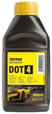 95002400 Lichid de Frana TEXTAR DOT4 500ml TEXTAR