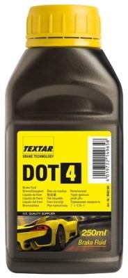 95002100 Lichid de Frana TEXTAR DOT4 250ml TEXTAR