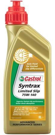 TRANSLSLL75W140/1 Ulei CASTROL Cutie Manuala Syntrax Limited Slip 75w140 1L CASTROL