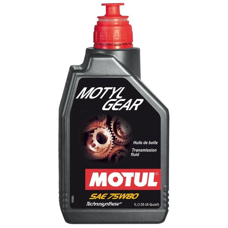 MMOTYLGEAR75W80/1 MOTUL GEAR 75W80 1L MOTUL