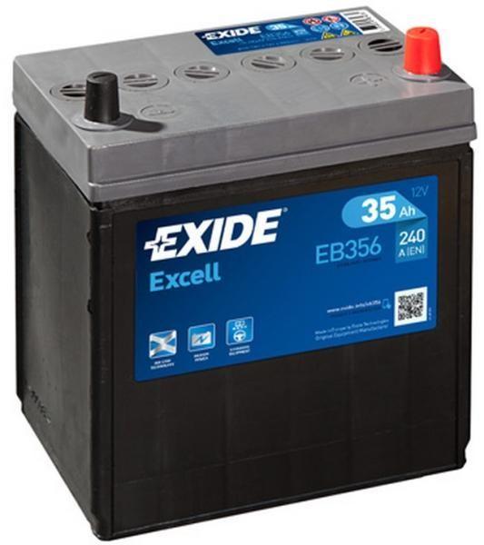 EB356 EXIDE ASIA EXCELL 12V 35AH 240A EXIDE