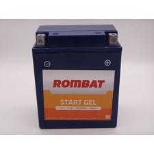 RBX5L-BSROM Baterie ROMBAT Moto Agm 4ah 40A ROMBAT