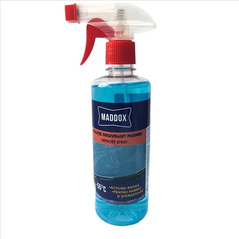 MAD1001 Defrost Spray-Solutie Dezghetat Parbriz 500ml -55 C MADDOX MTR