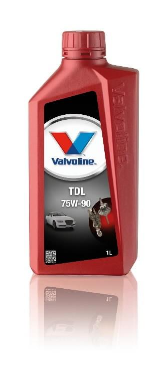 V7590TDL/1 VALVOLINE GEAR OIL TDL 75W90 1L Valvoline