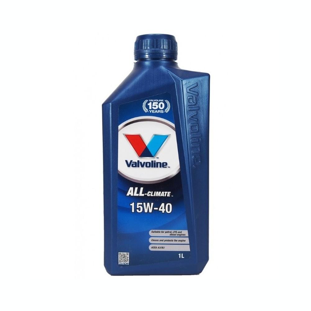 V1540AC/1 Ulei Motor Valvoline ALL CLIMATE A3/B3 15W40 1L Valvoline