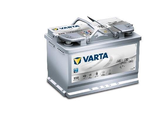 BATERIE VARTA SILVER DINAMIC AGM START-STOP PLUS 12V 70AH 760A E39