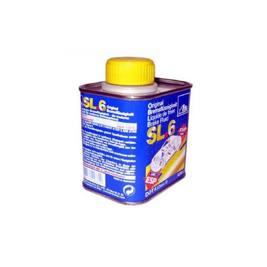03.9901-6408.2 Lichid de Frana ATE DOT4 Sl6 250ml ATE