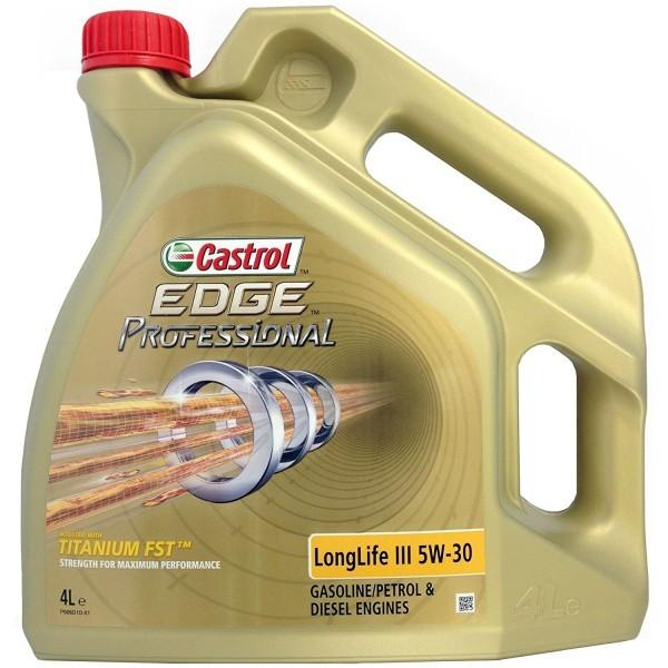 157EA4 Ulei Castrol Edge Professional Longlife-III 5W30 4L CASTROL
