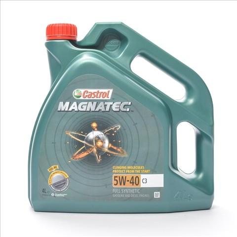 Ulei CASTROL Magnatec 5W-40 C3 4L